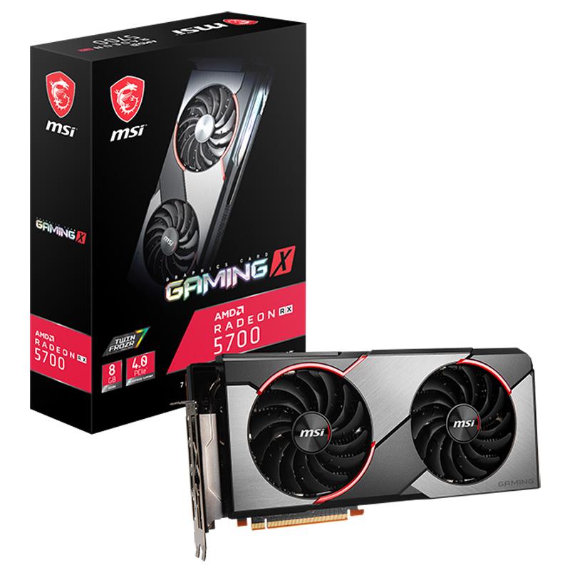 MSI Radeon RX 5700 Gaming X 8GB
