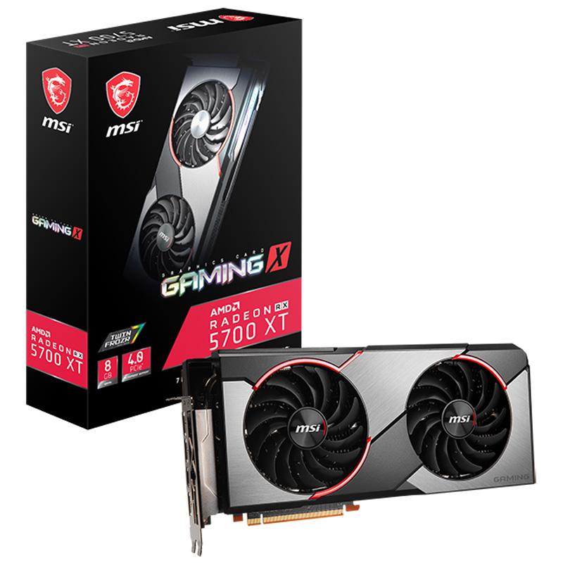 MSI Radeon RX 5700 XT Gaming X 8GB