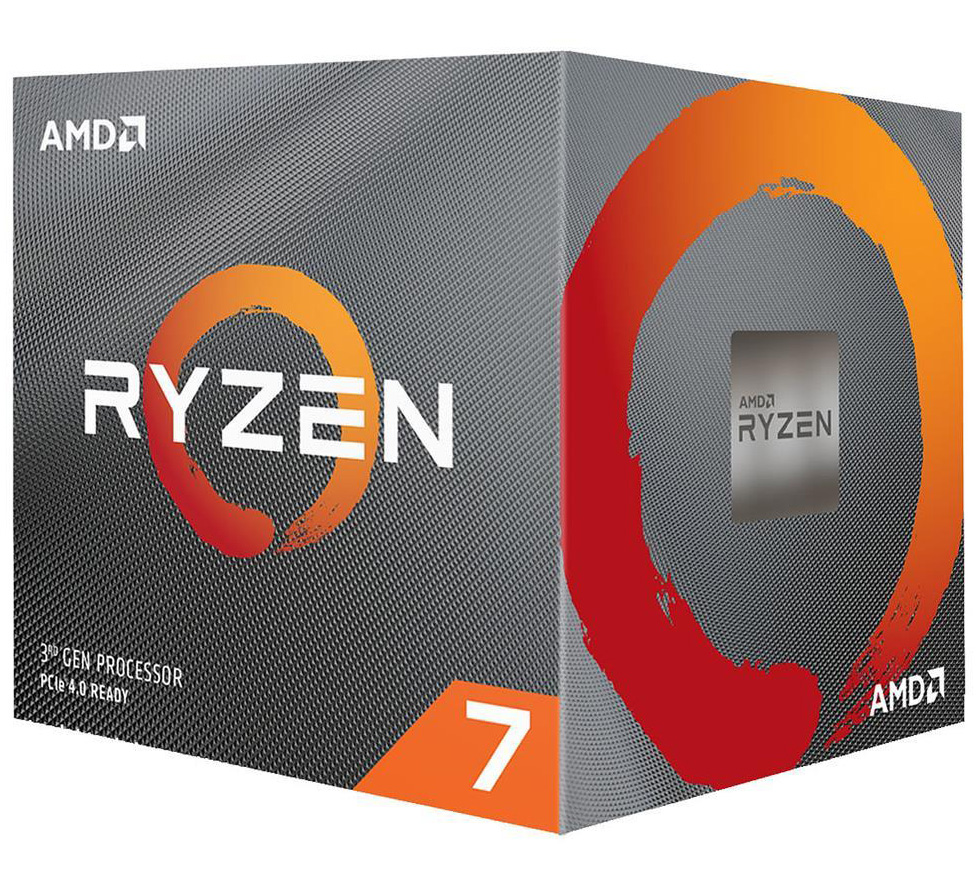 AMD Ryzen 7 3700X with Wraith Prism