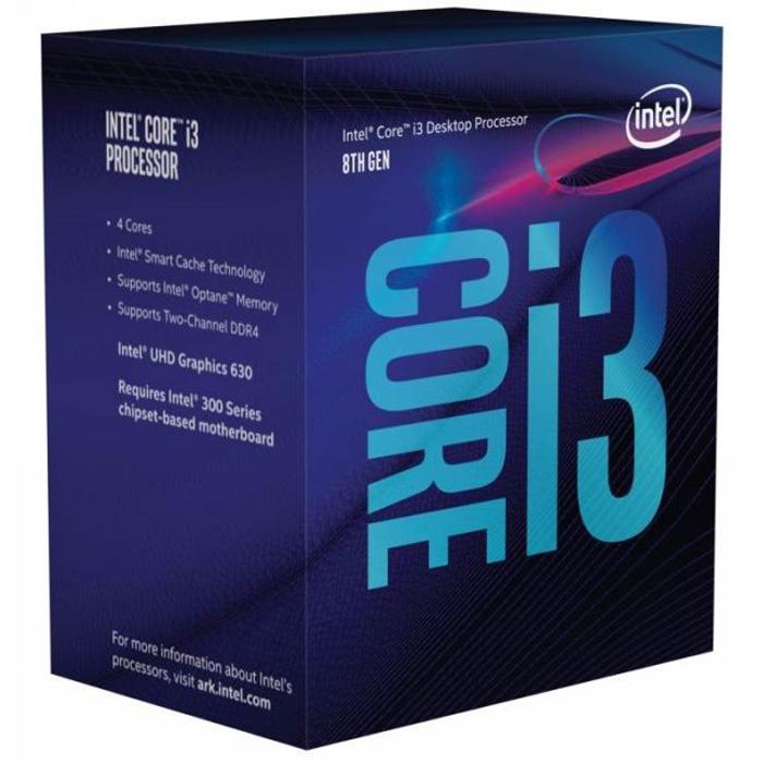 Intel Core i3 8100 Processor