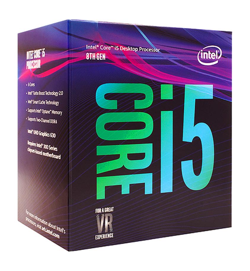 Intel Core i5 8400 Processor