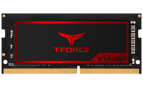 Team T-Force Vulcan 8GB (1x8GB) 2400MHz CL15 DDR4 SODIMM