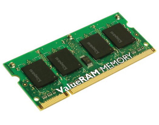 Kingston ValueRAM 4GB (1x4GB) 1600MHz CL11 DDR3L SODIMM