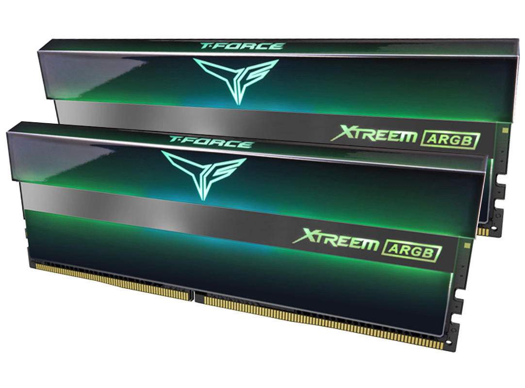 Team T-Force XTREEM ARGB 16GB (2x8GB) 3200MHz CL16 DDR4