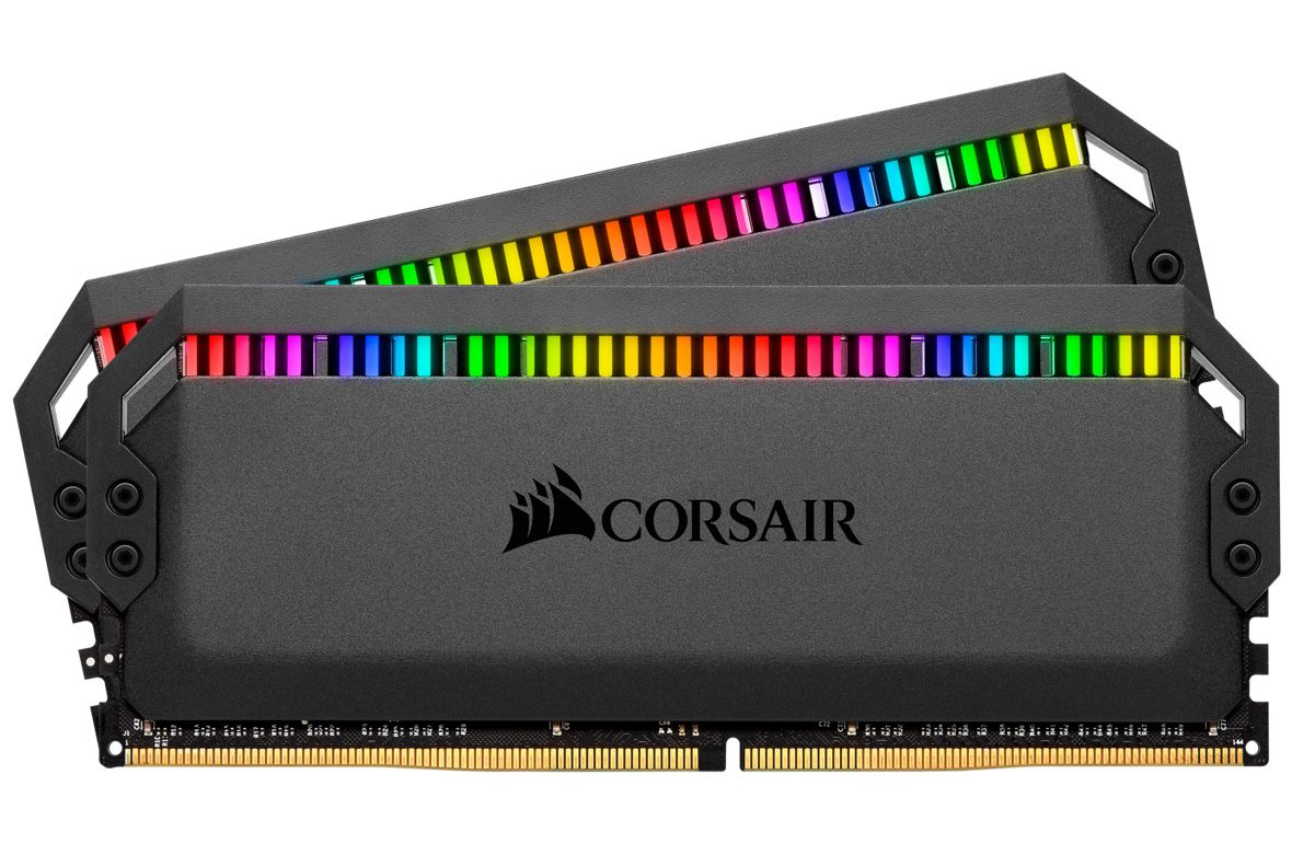 Corsair Dominator Platinum RGB 16GB (2x8GB) 3200MHz CL16 DDR4