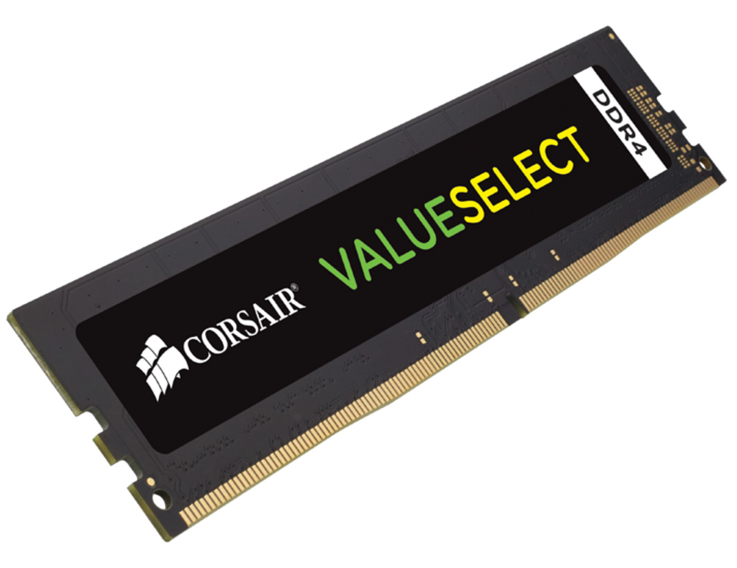 Corsair Value Select 8GB (1x8GB) 2133MHz CL15 DDR4