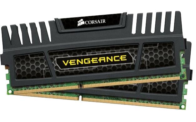 Corsair Vengeance 16GB (2x8GB) 1600MHz CL9 DDR3