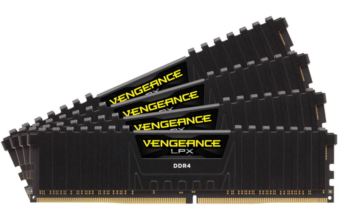 Corsair Vengeance LPX 64GB (4x16GB) 3000MHz CL15 DDR4