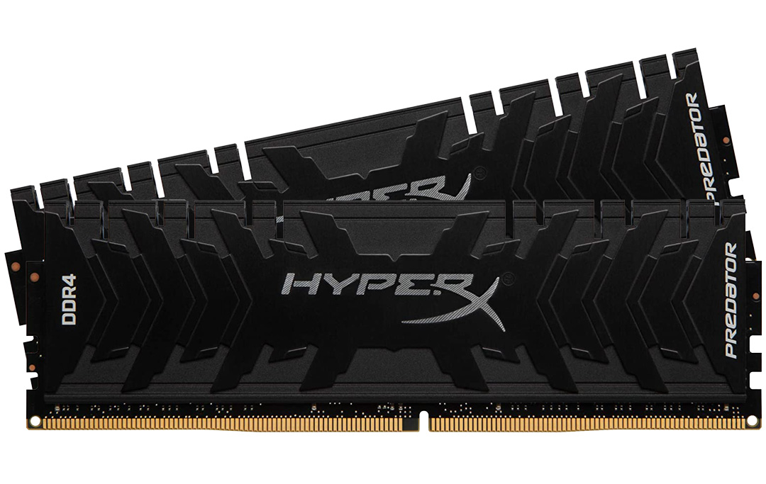 Kingston HyperX Predator 16GB (2x8GB) 3200MHz CL16 DDR4