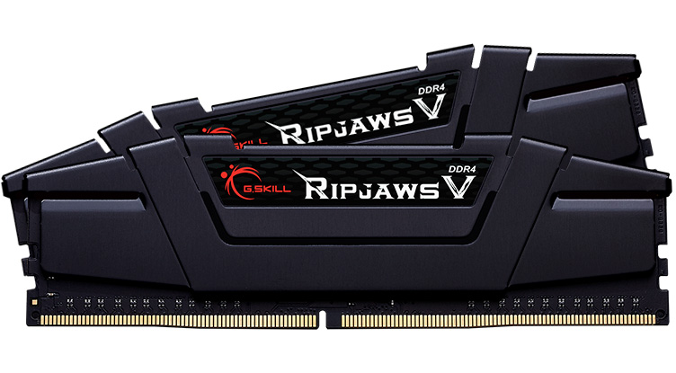 G.Skill Ripjaws V 16GB (2x8GB) 3600MHz CL16 DDR4