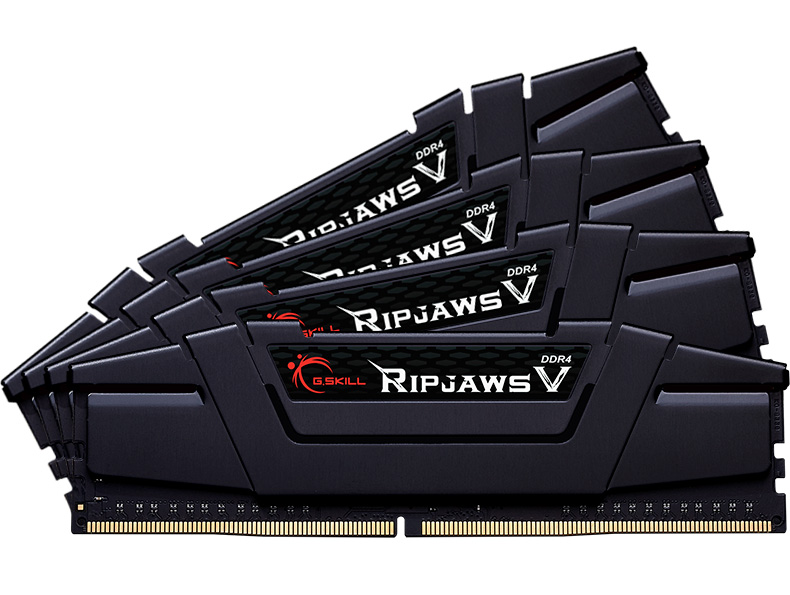G.Skill Ripjaws V 32GB (4x8GB) 4000MHz CL18 DDR4