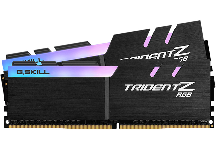 G.Skill Trident Z RGB 16GB (2x8GB) 3200MHz CL14 DDR4