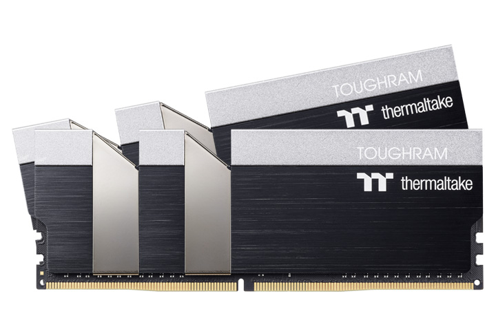 Thermaltake ToughRAM 16GB (2x8GB) 4000MHz CL19 DDR4 Black