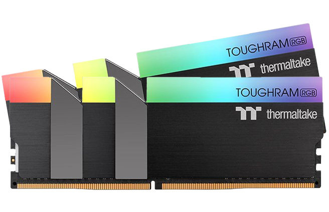 Thermaltake ToughRAM RGB 16GB (2x8GB) 4000MHz CL19 DDR4