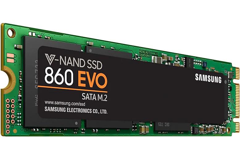 Samsung 860 EVO M.2 SATA SSD 1TB