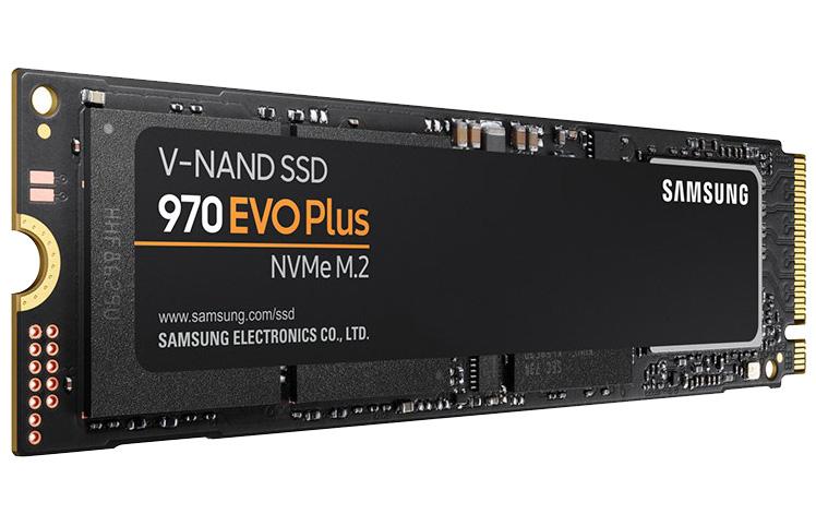 Samsung 970 EVO Plus NVMe SSD 500GB