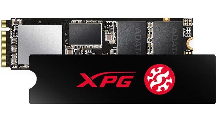 ADATA XPG SX8100 M.2 NVMe SSD 512GB