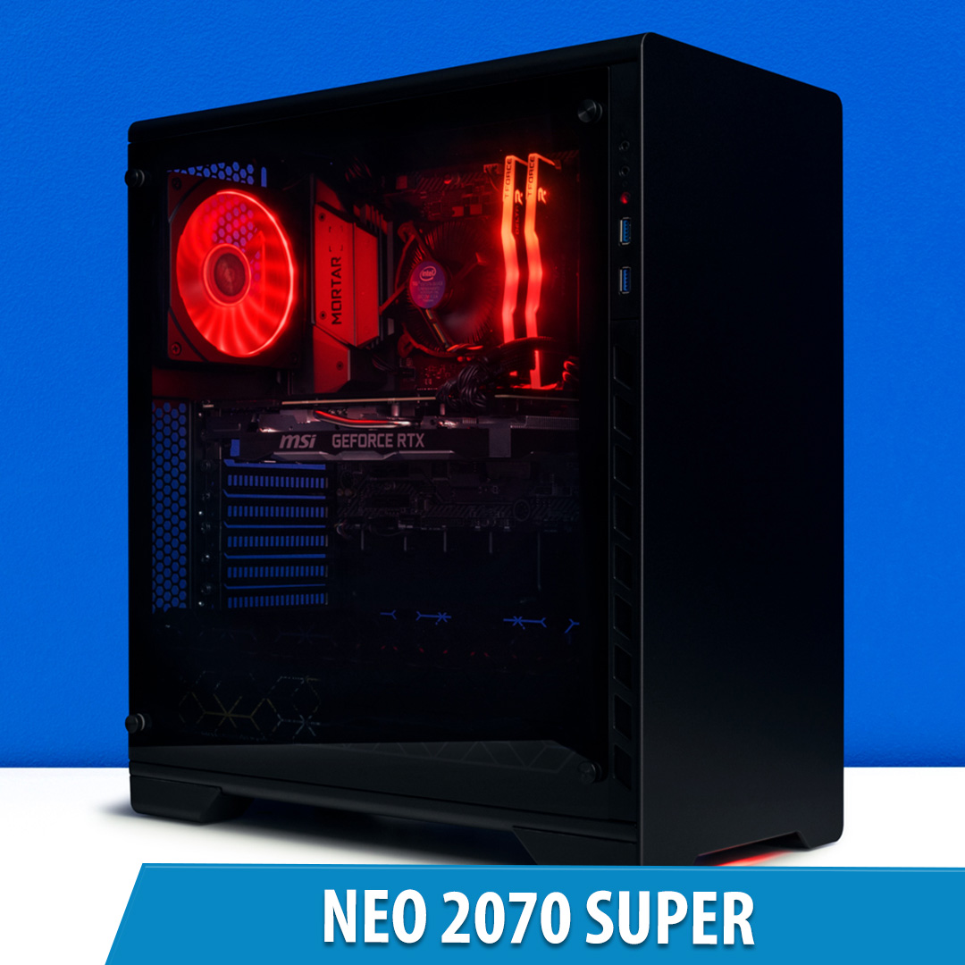 PCCG Neo 2070 Super Gaming System