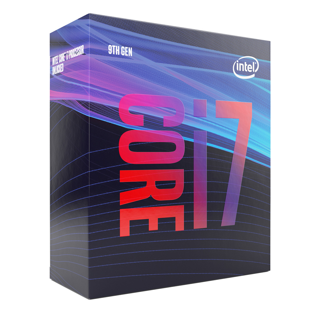 Intel Core i7 9700K Processor