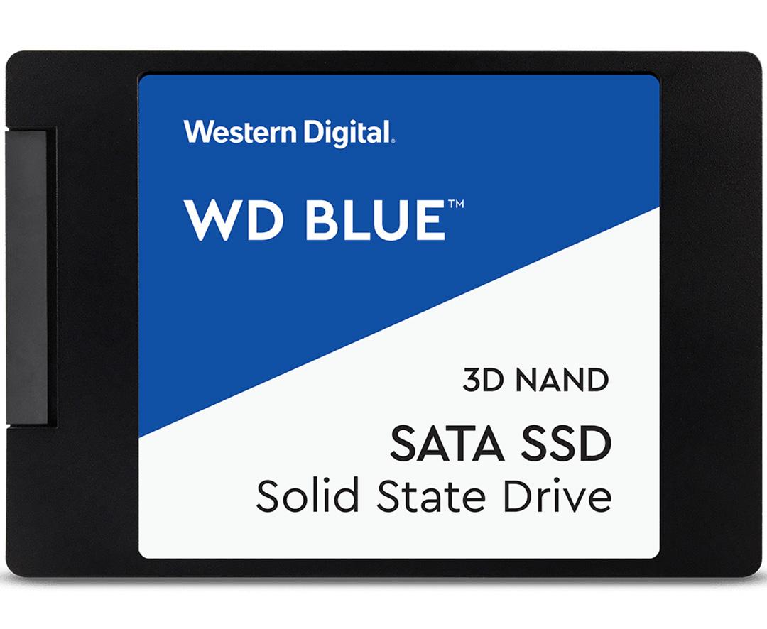 Western Digital Blue 2.5in SATA SSD 500GB