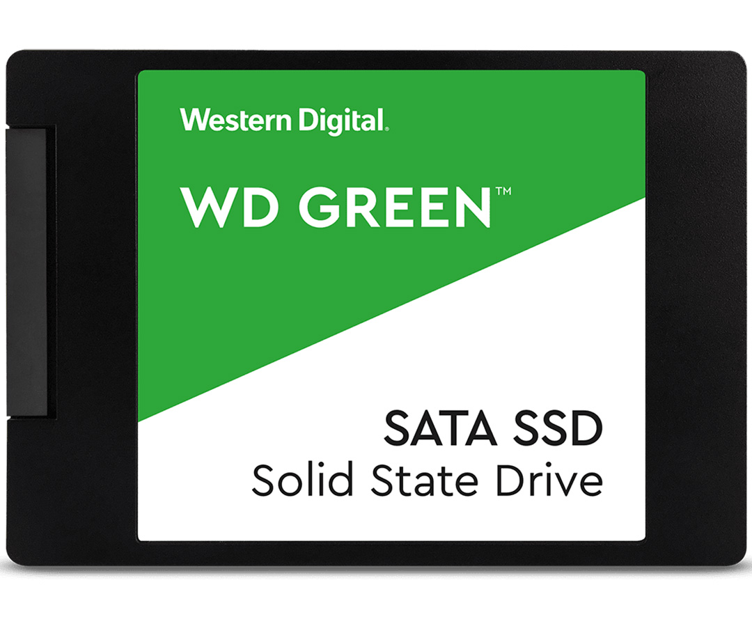 Western Digital Green 2.5in SATA SSD 240GB