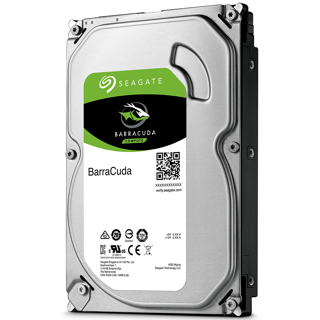 Seagate Barracuda 2TB ST2000DM008 3.5in Hard Drive