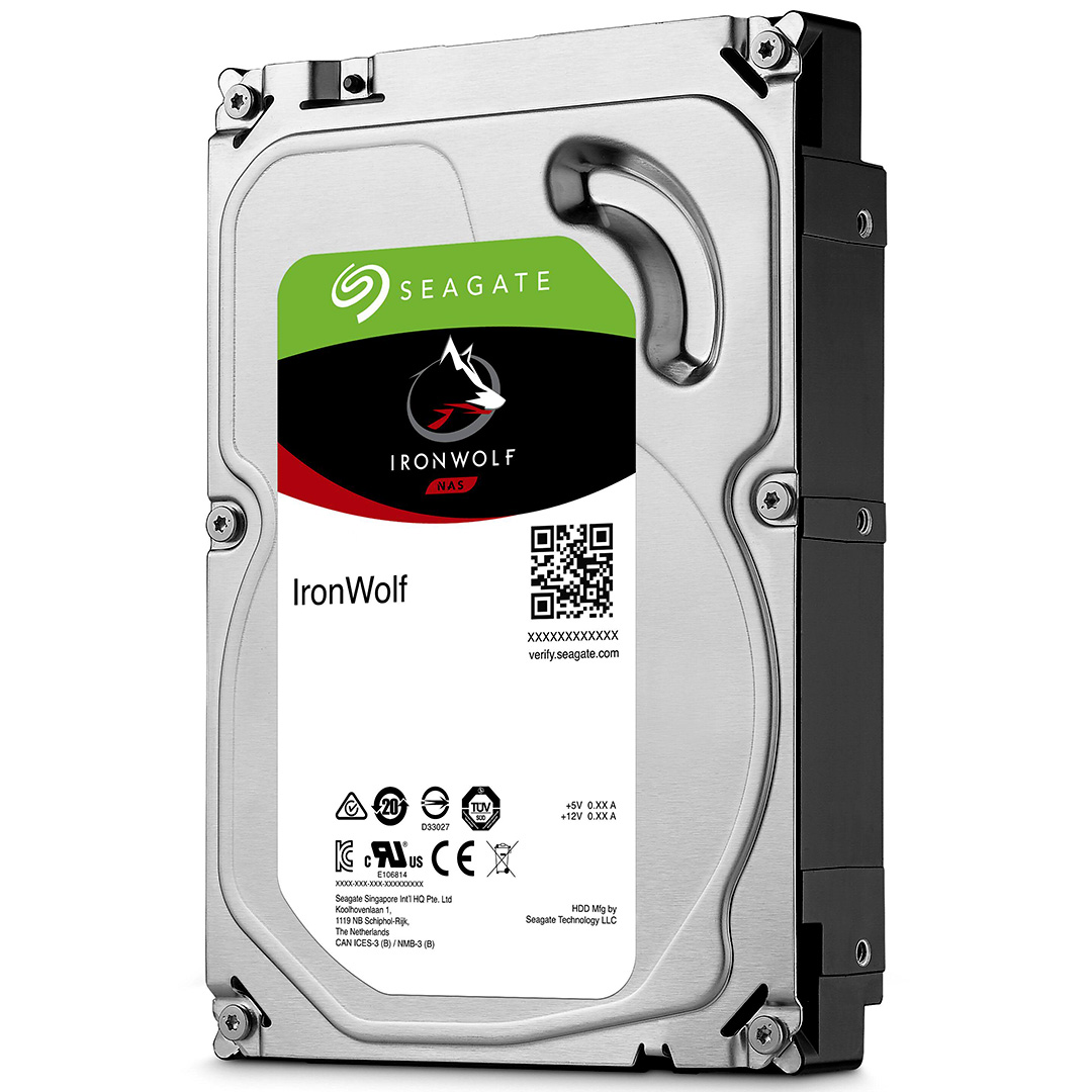 Seagate Ironwolf 3TB ST3000VN007 3.5in NAS Hard Drive