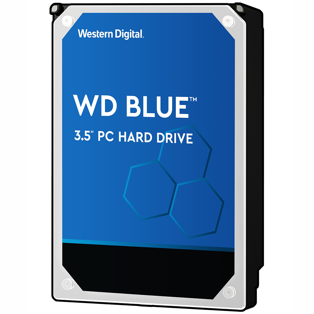 Western Digital WD Blue 4TB WD40EZRZ 3.5in Hard Drive