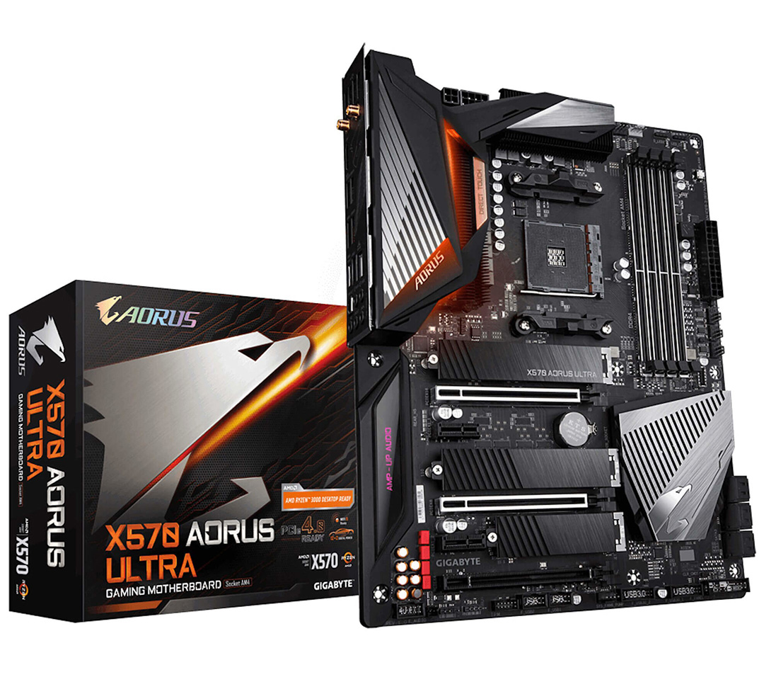 Gigabyte X570 Aorus Ultra Motherboard