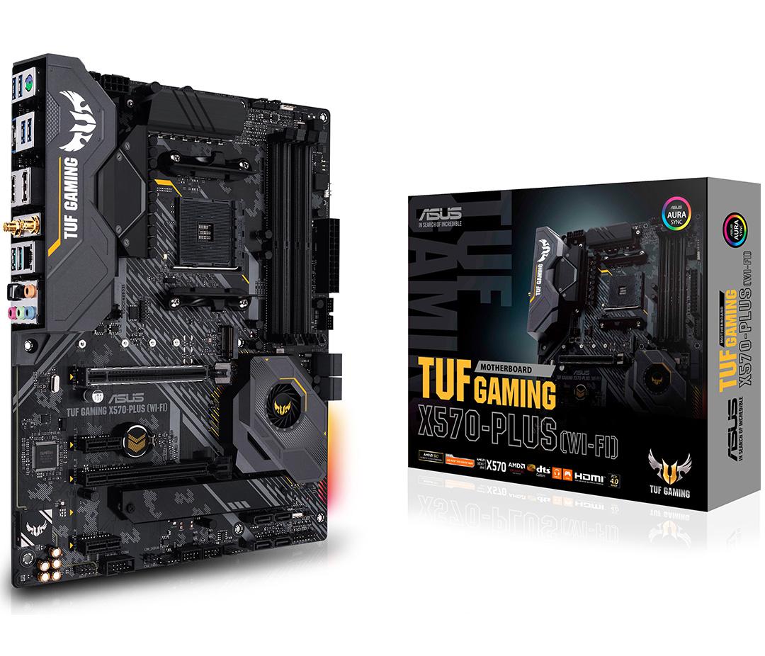 ASUS TUF Gaming X570 Plus WiFi Motherboard