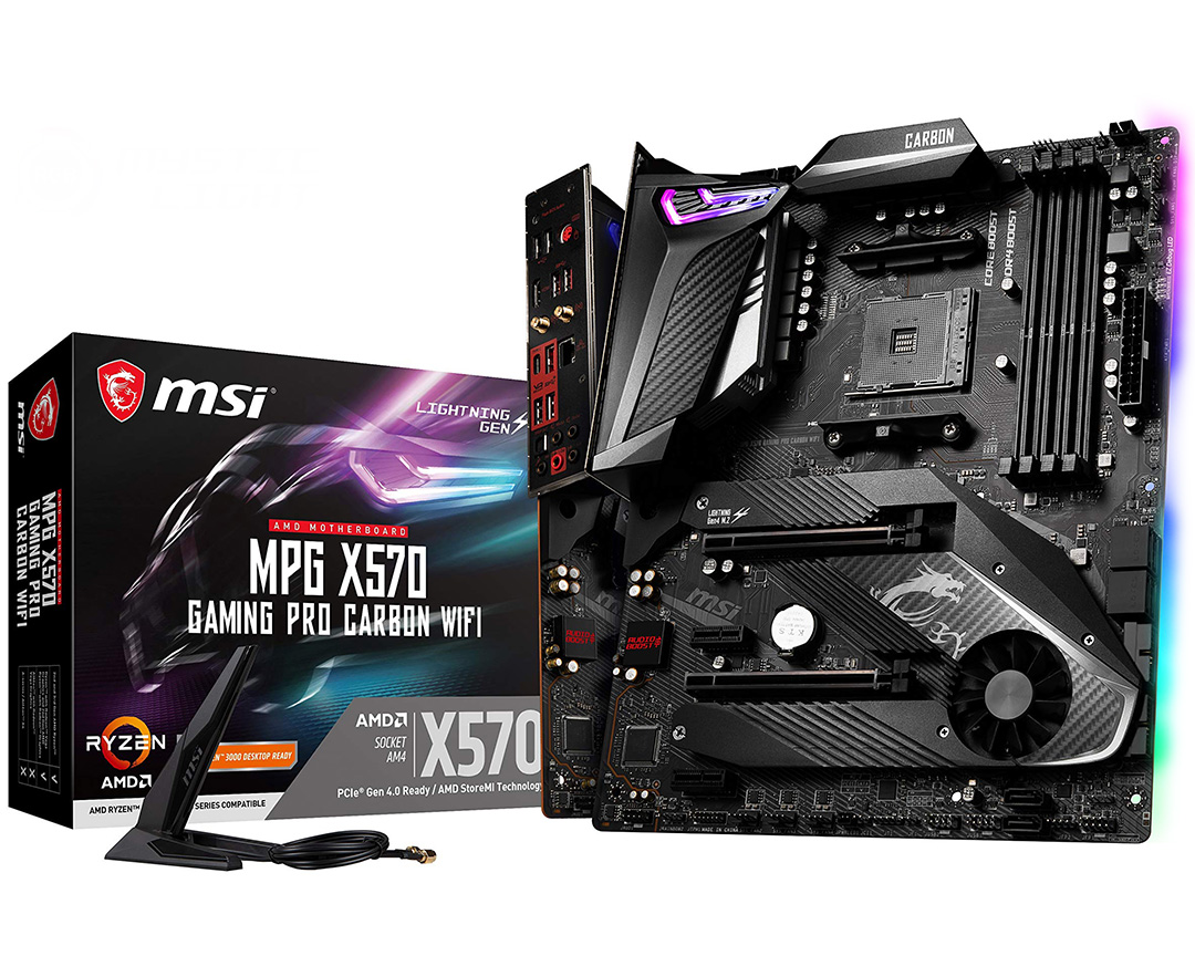 MSI X570 Gaming Pro Carbon WiFi Motherboard