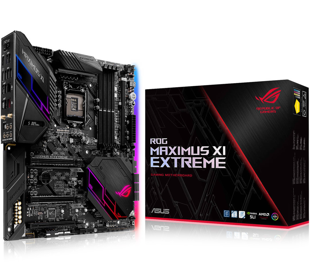 ASUS ROG Maximus XI Extreme Motherboard