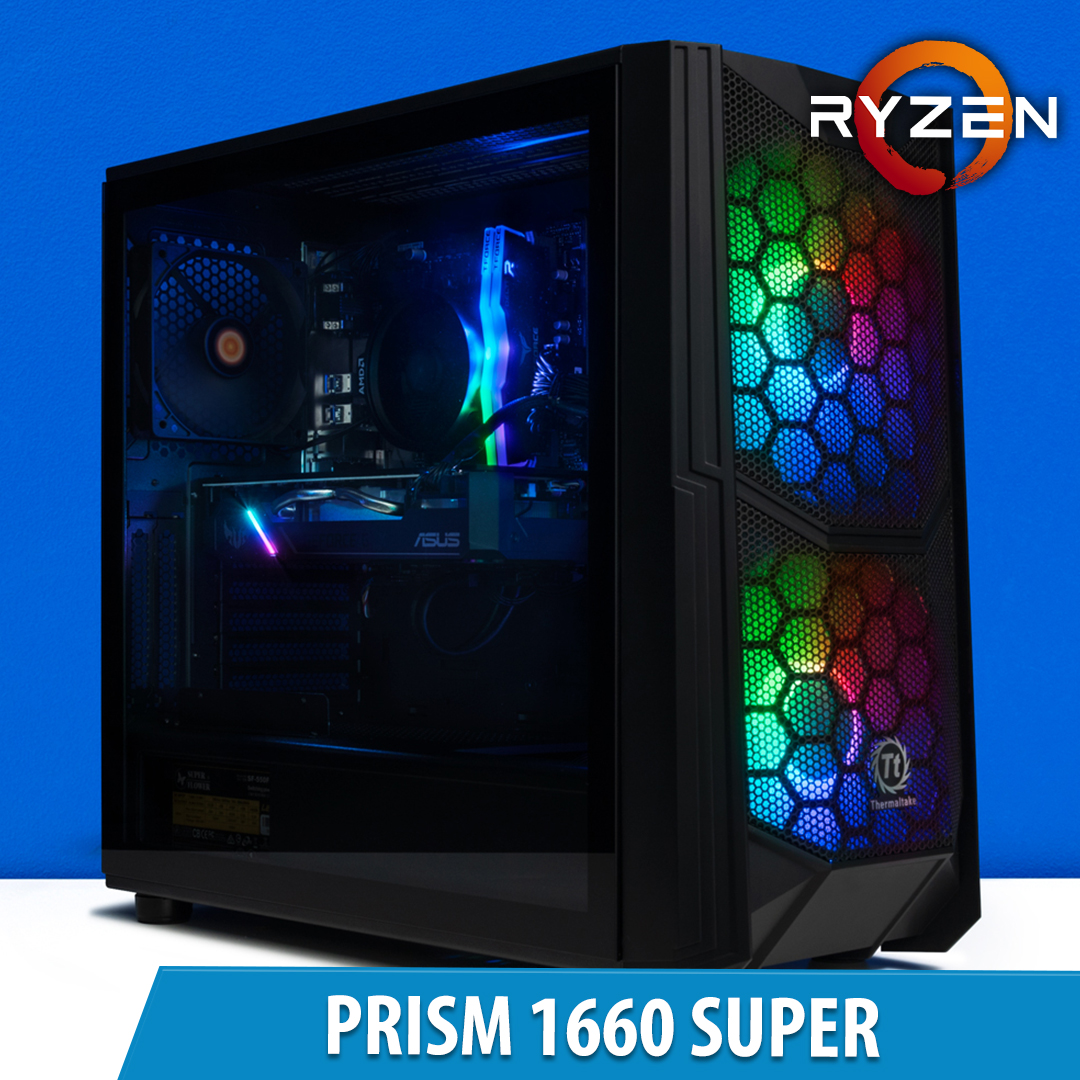 PCCG Prism 1660 Super Gaming System