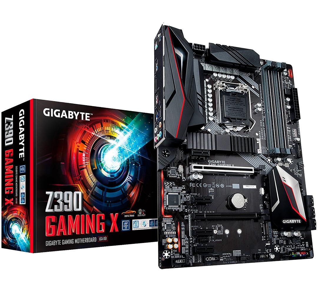 Gigabyte Z390 Gaming X Motherboard