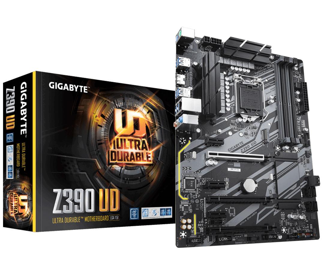 Gigabyte Z390-UD Motherboard