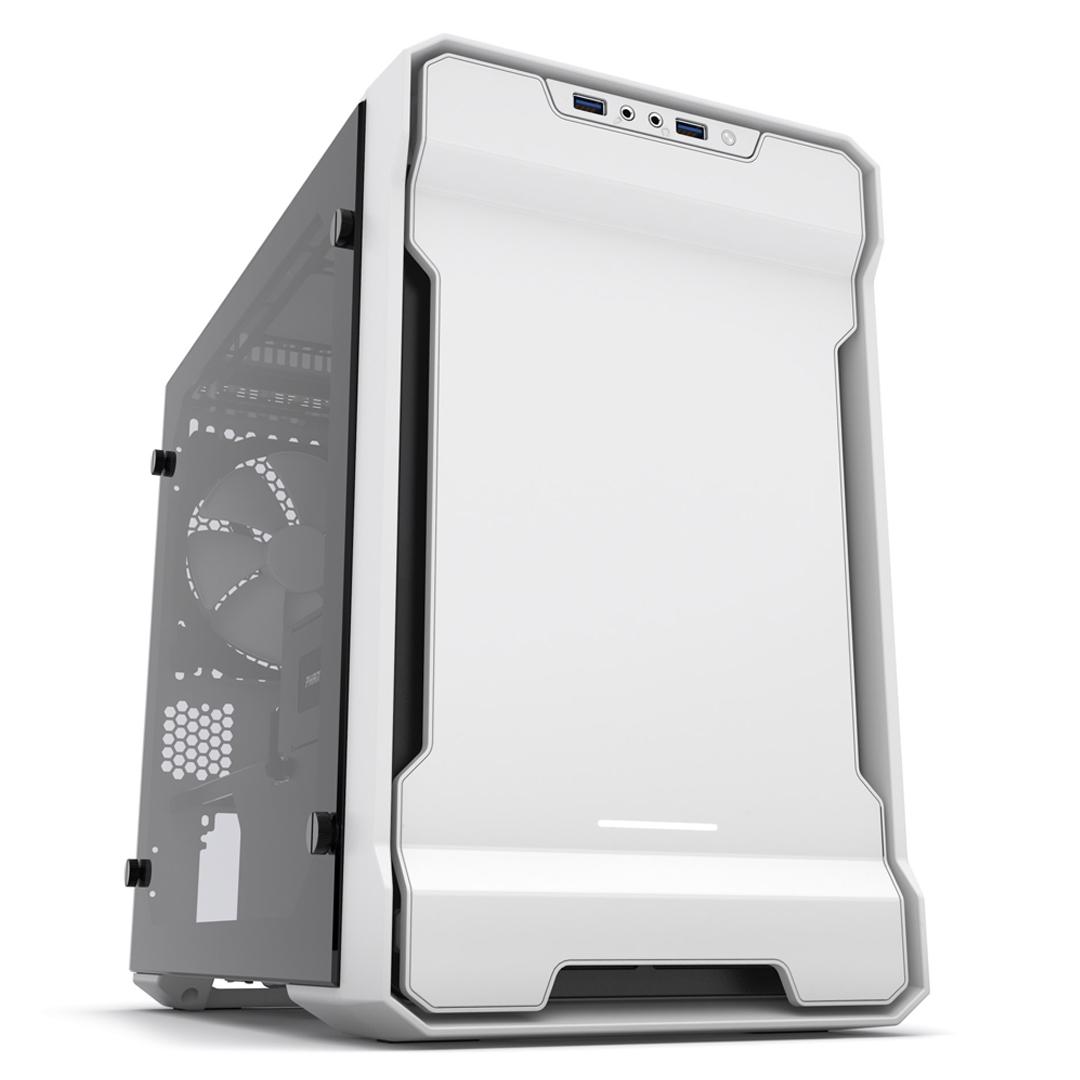 Phanteks Enthoo Evolv Mini ITX Tempered Glass White