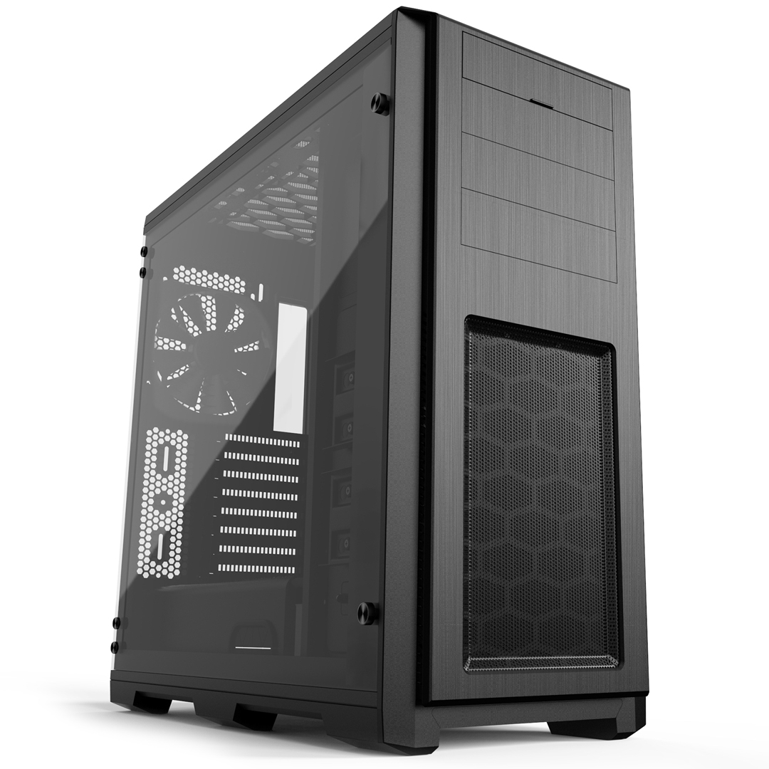 Phanteks Enthoo Pro Tempered Glass Black