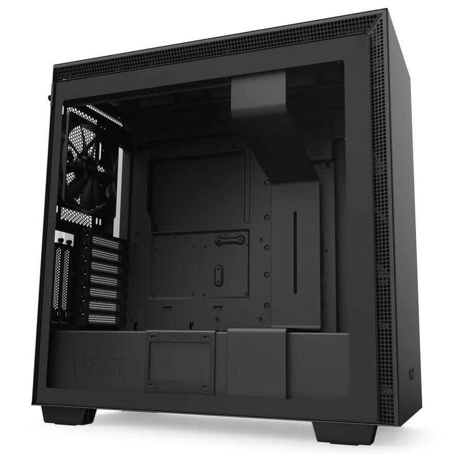 NZXT H710i Smart Mid Tower Case Matte Black/Black