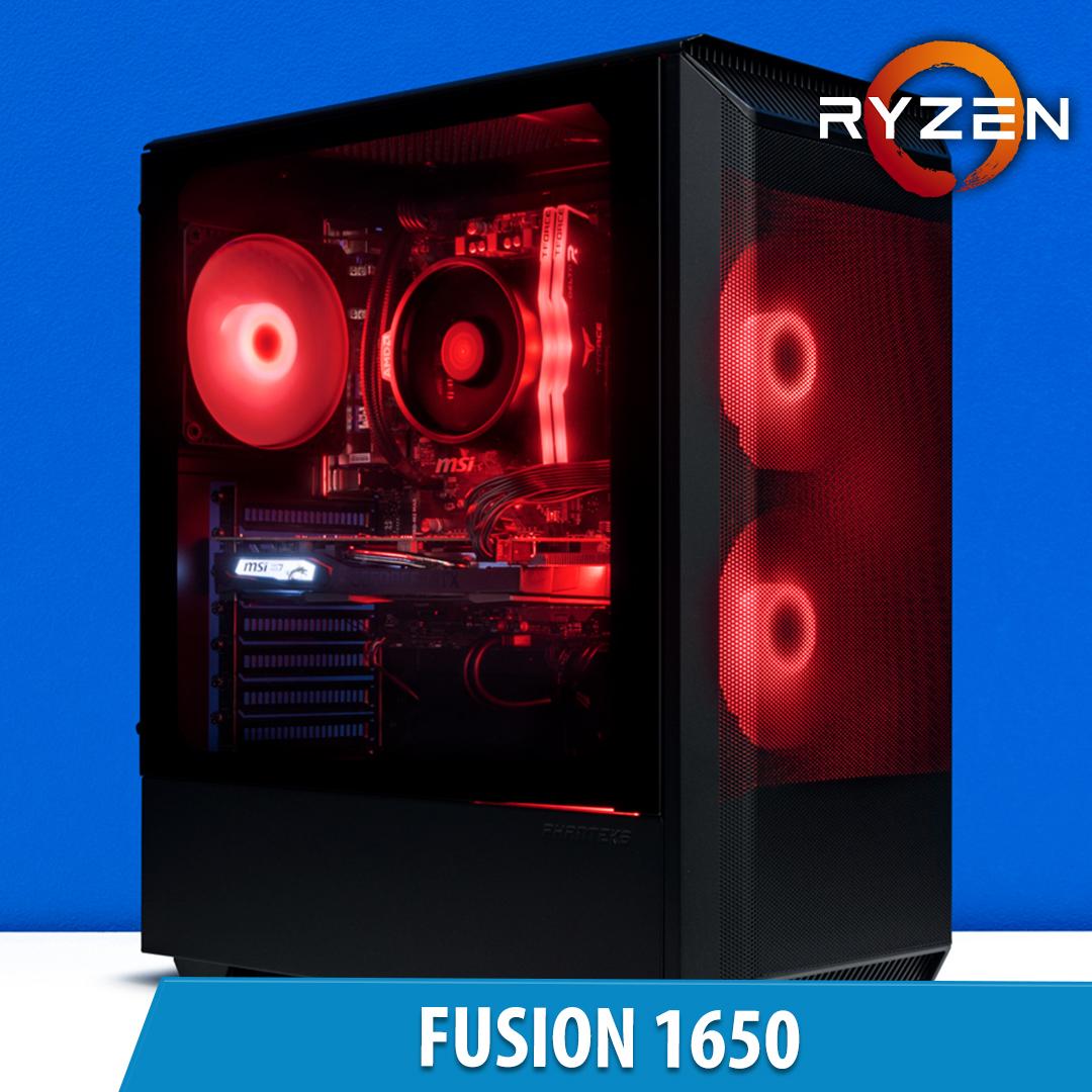 PCCG Fusion 1650 Gaming System