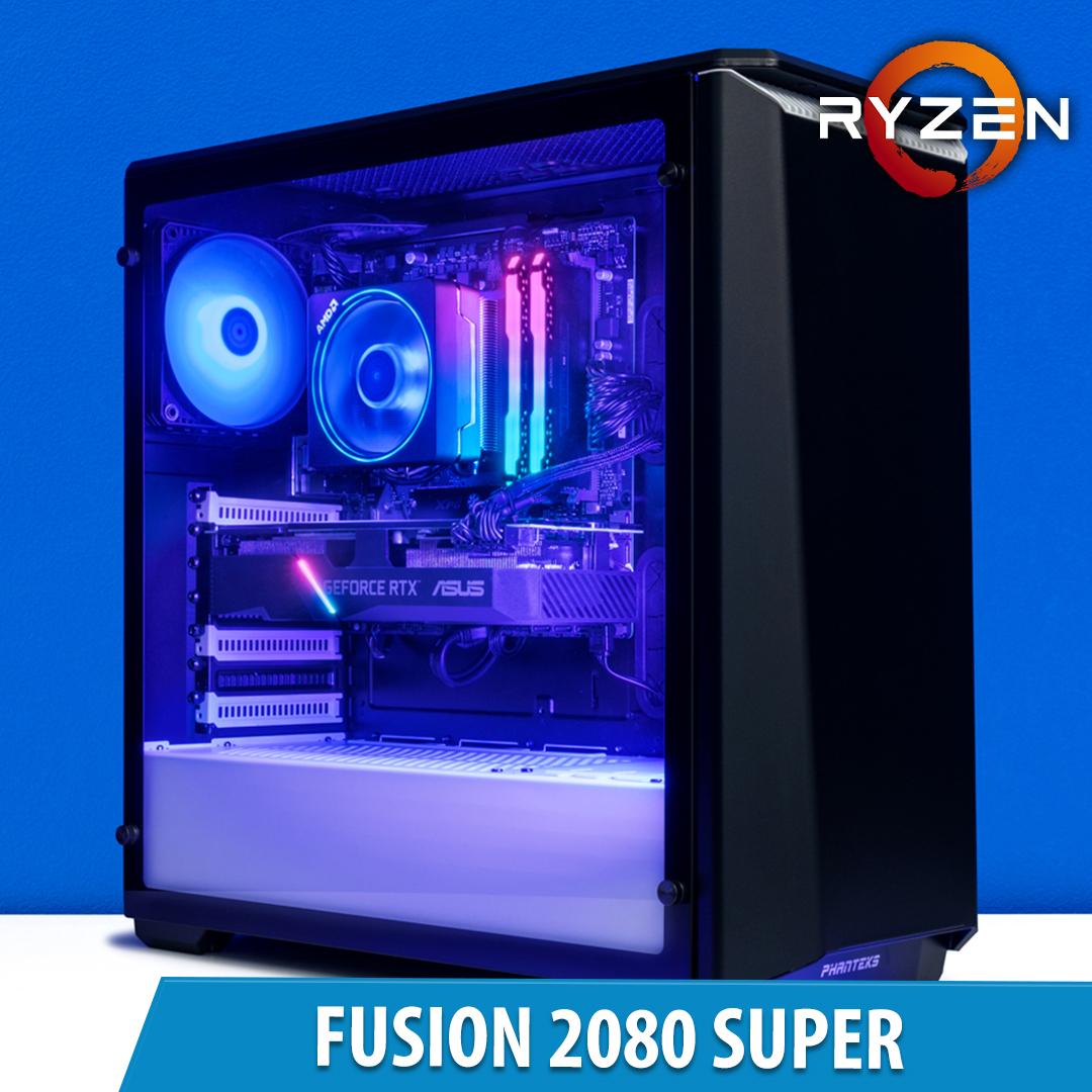 PCCG Fusion 2080 Super Gaming System