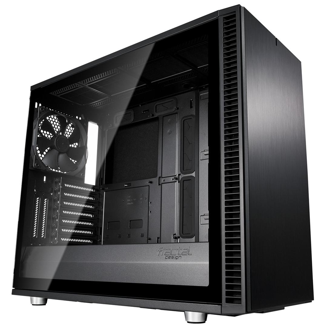 Fractal Design Define S2 TG Case Blackout