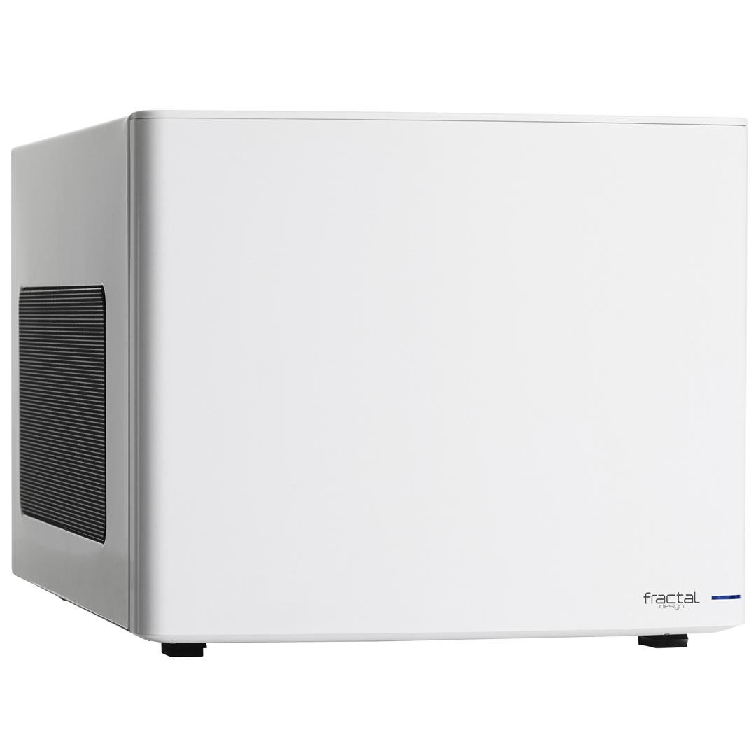 Fractal Design Node 304 Mini ITX DTX Case White