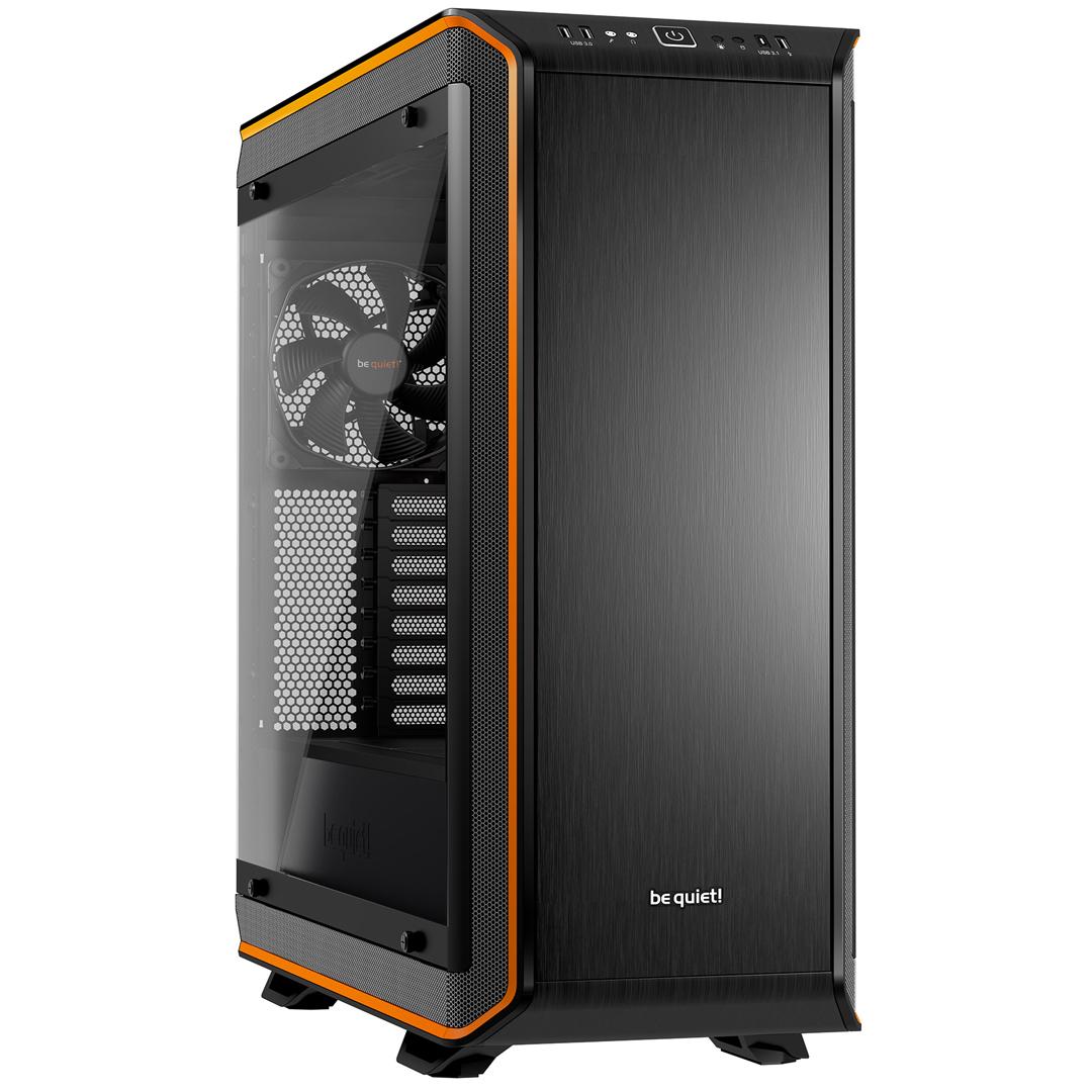 be quiet! Dark Base Pro 900 Rev 2 Case Orange