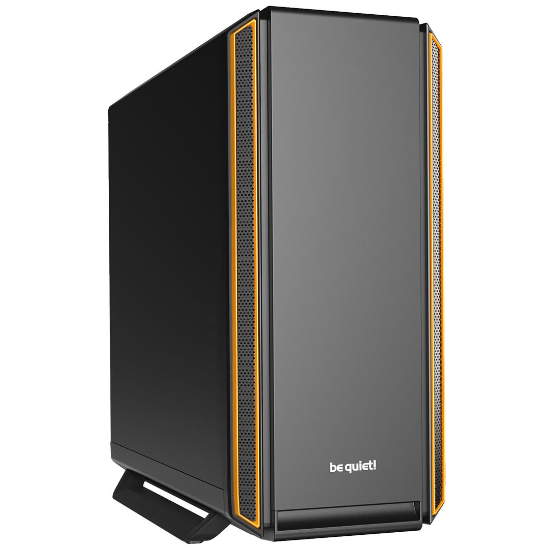be quiet! Silent Base 801 Case Orange