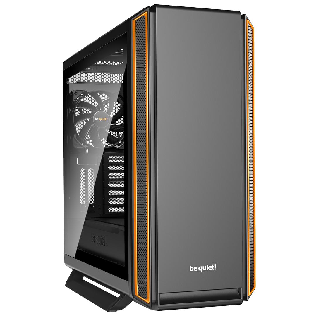 be quiet! Silent Base 801 TG Case Orange