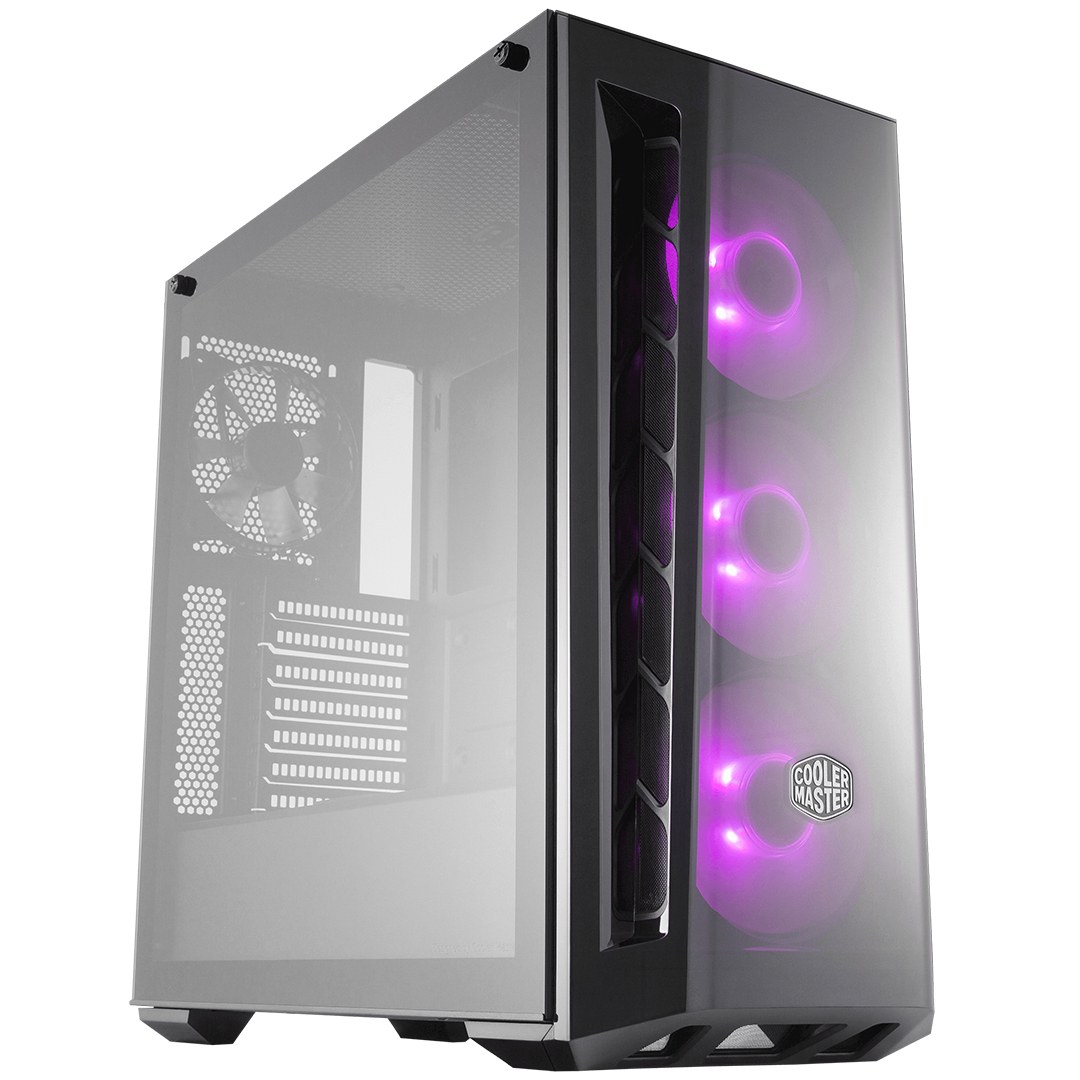 Cooler Master MasterBox MB520 RGB TG Mid Tower