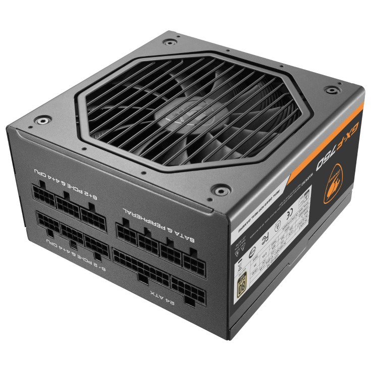 Cougar GX-F Modular Gold 750W Power Supply