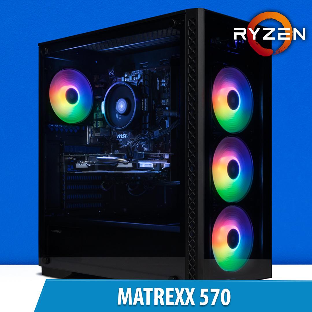 PCCG Matrexx 570 Gaming System