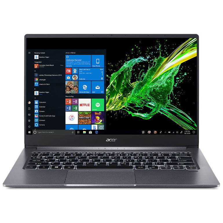 Acer Swift 3 Core i5 10th Gen IPS FHD 14in Laptop [539F]