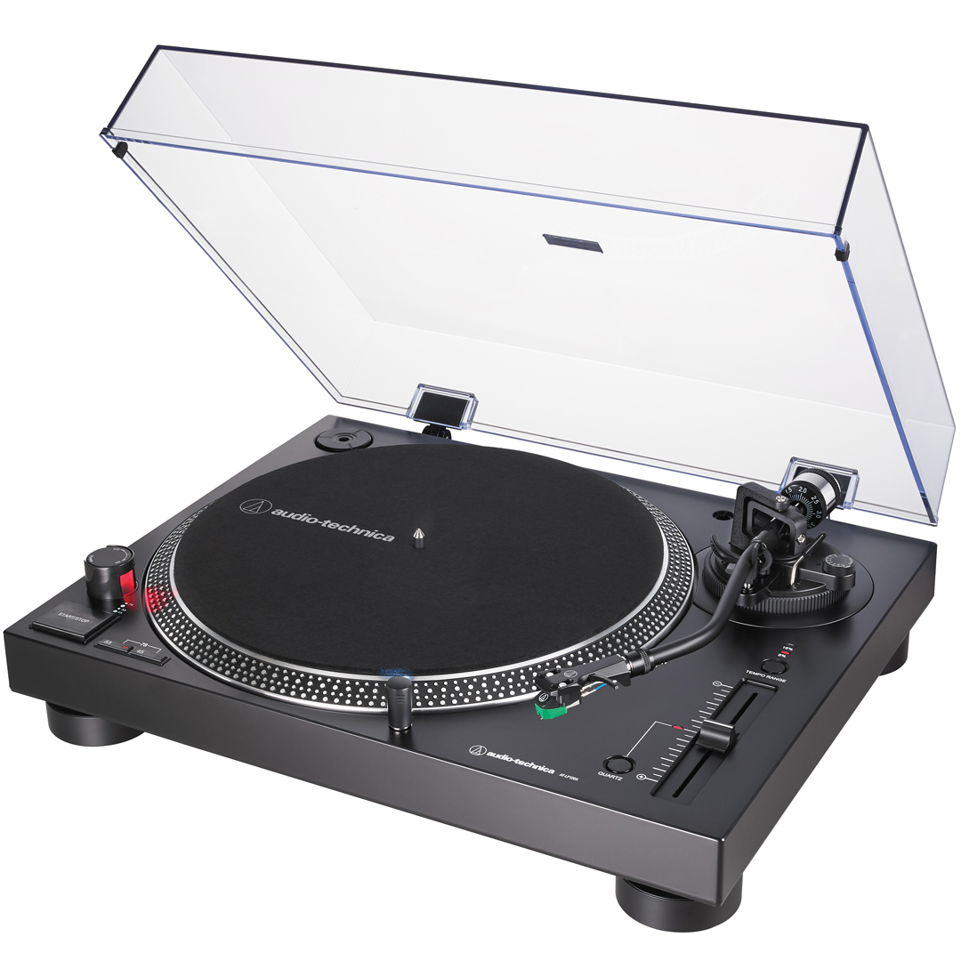 Audio-Technica Analog & USB Direct-Drive Turntable